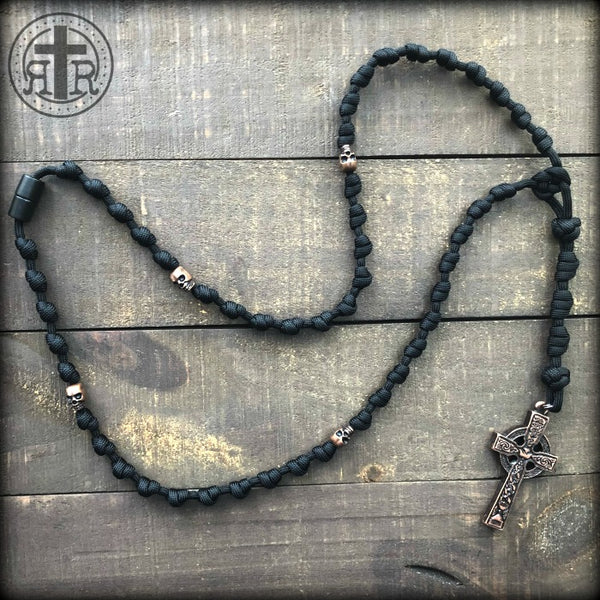 Z - Custom Knotted Rosary for Jacob L.