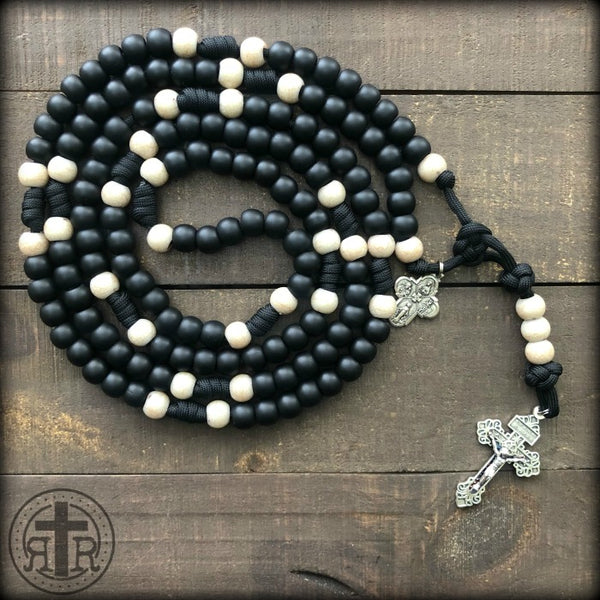 Z - Custom 15 Decade Rosary for Jacques W.