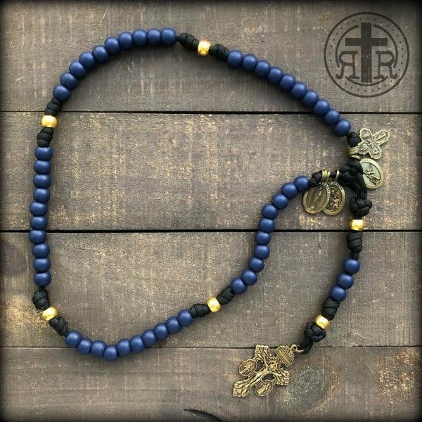 z - Custom Rosary for Juan E.