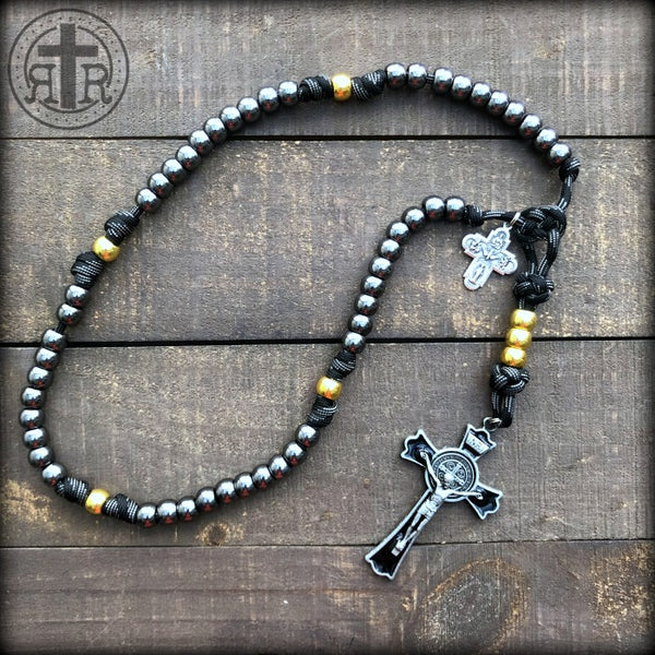 z - Custom Rosary for Katy F.