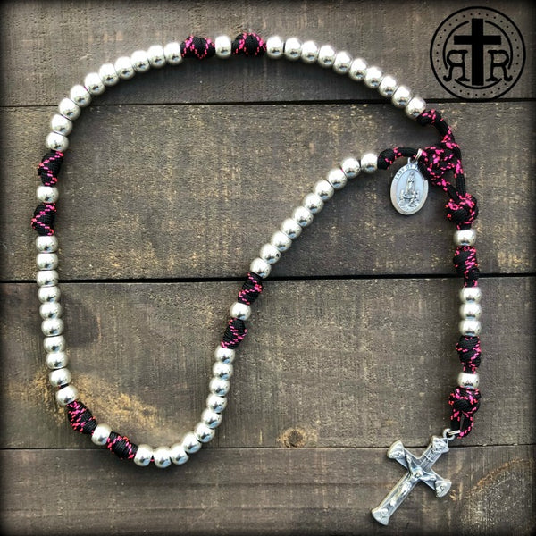 z - Custom Rosary for Kenneth R.