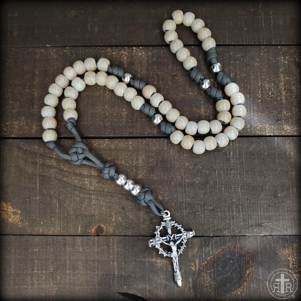 z- Custom Rosary for Keygan L.