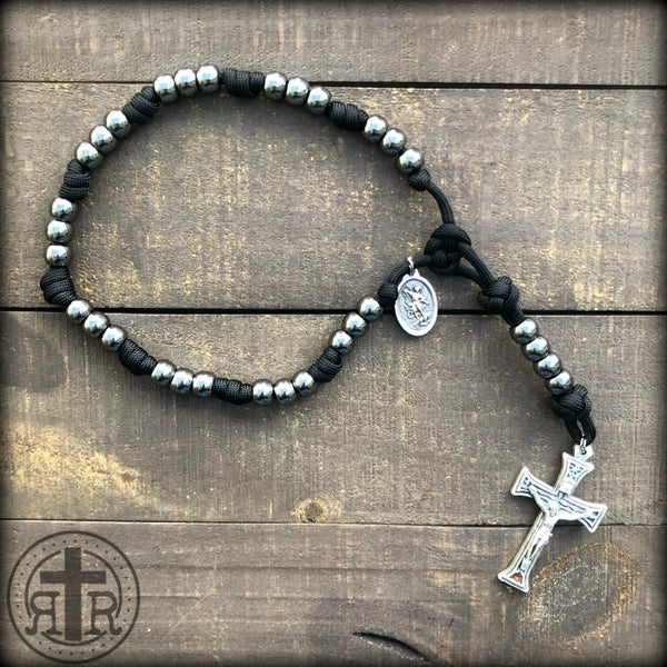 Z - Custom St. Michael Chaplet for Larry L.