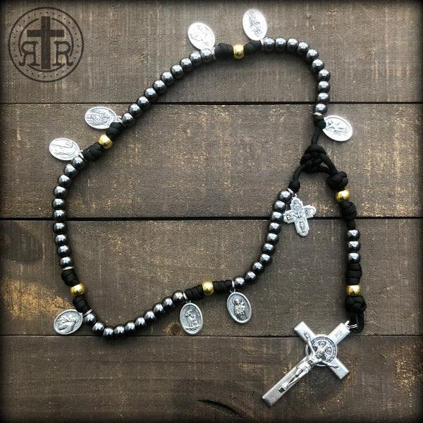 z - Custom Rosary for Leonard S