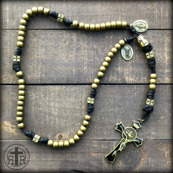z - Custom Rosary for Luis H