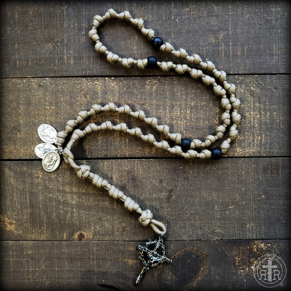 z - Custom Rosary for Marc C.