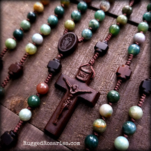 Peace be With You Rosary