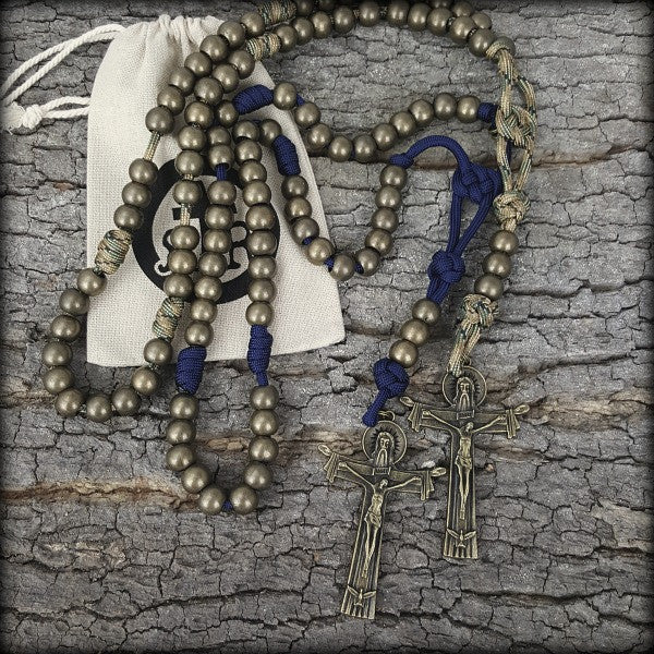 z- Custom Paracord Rosaries for Randy S.