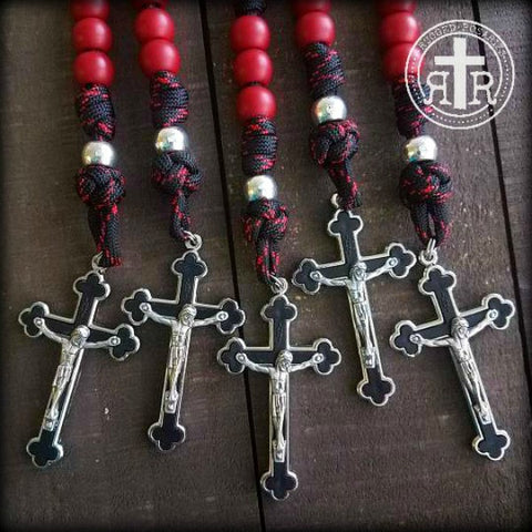 Firefighter Rosary
