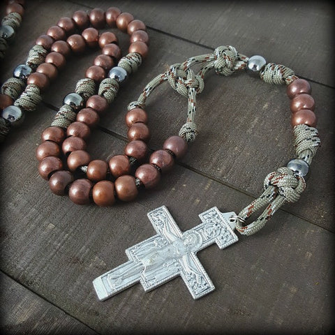 z- Custom 7 Decade Rosary