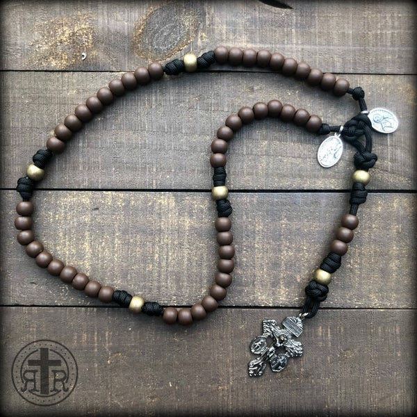z - Custom Rosary for Seth T