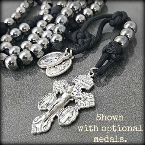 Strong Rosaries, Unbreakable Rosary