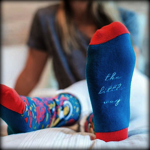 Rugged Socks - Saint Therese of Lisieux