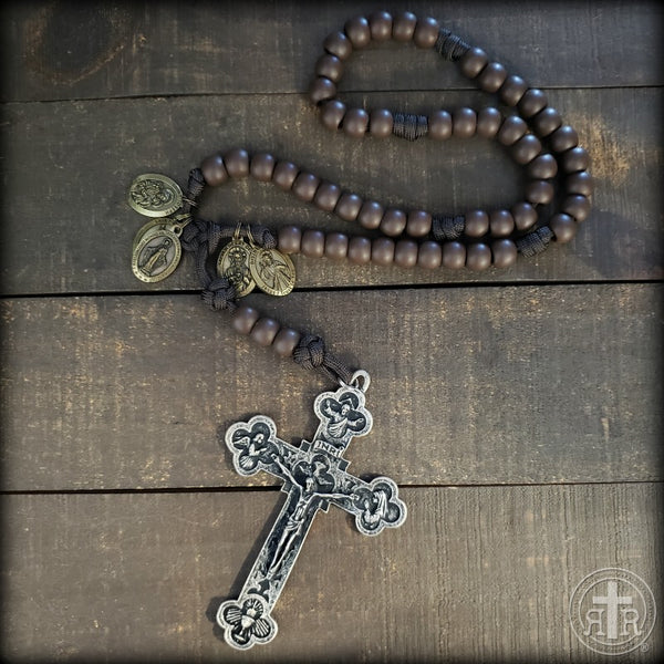 z- Custom Rosary for Therese B.