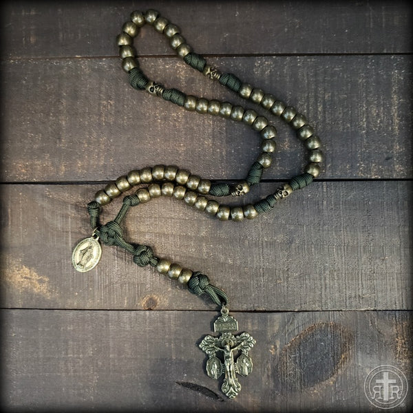 z- Custom Rosary for Timothy B.