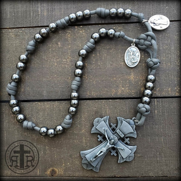 z - Custom Chaplet for Timothy W.