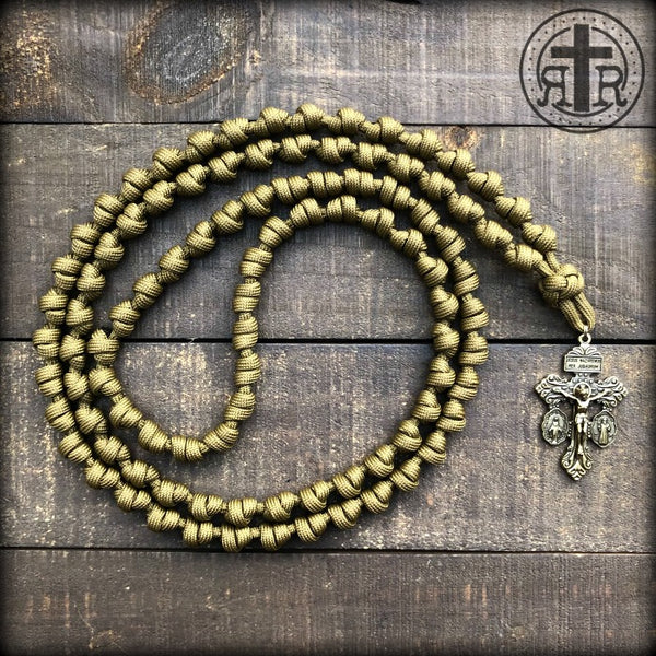 z - Custom Knotted Prayer Rope for Travis B