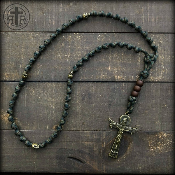 z - Custom Knotted Rosary for Anthony S