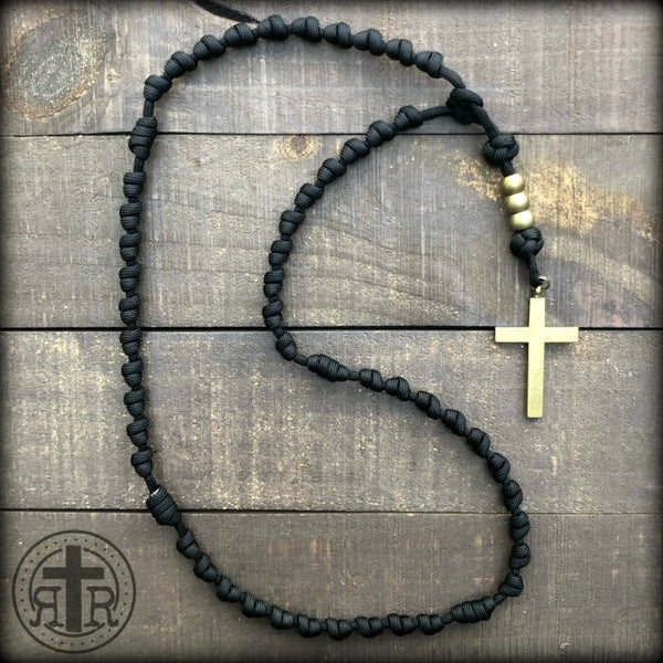 z - Custom Knotted Rosary for Benjamin T.