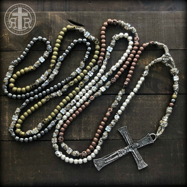 z - Custom 20 Decade Rosary for Brenda P