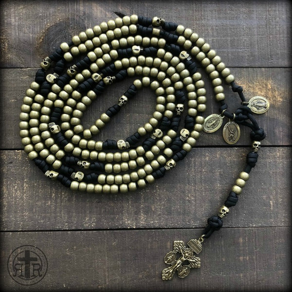 z - Custom 20 Decade Rosary for Christopher G