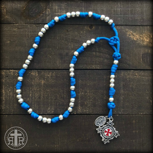 z - Custom St. Michael Chaplet for Chuck K