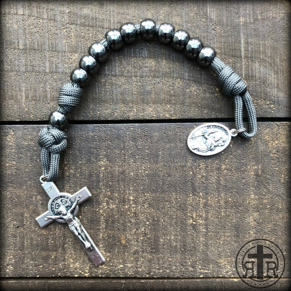 z - Custom Pocket Rosary for Denise H