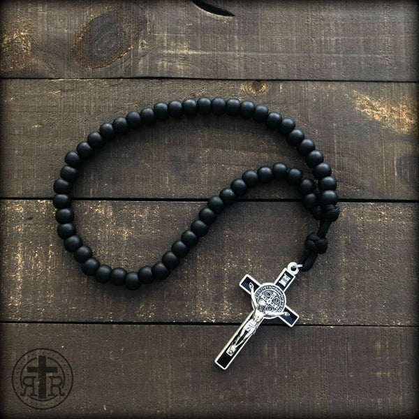 z - Custom 50 Bead Prayer Rope for Elie M
