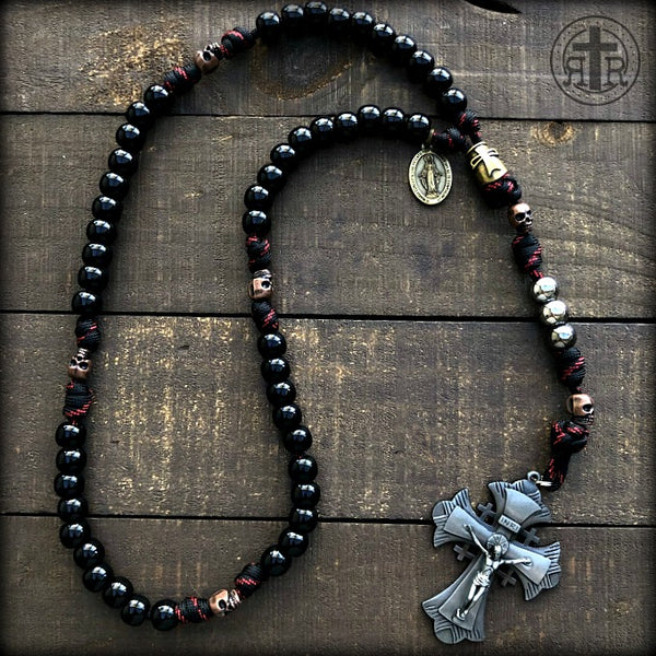 z- Custom Rosary for Eric C