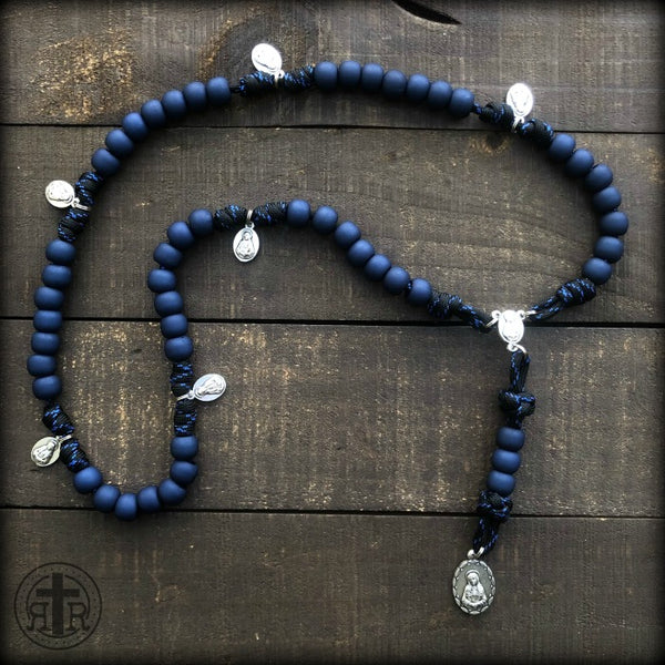 z - Custom Seven Sorrows Chaplet for Ernest S
