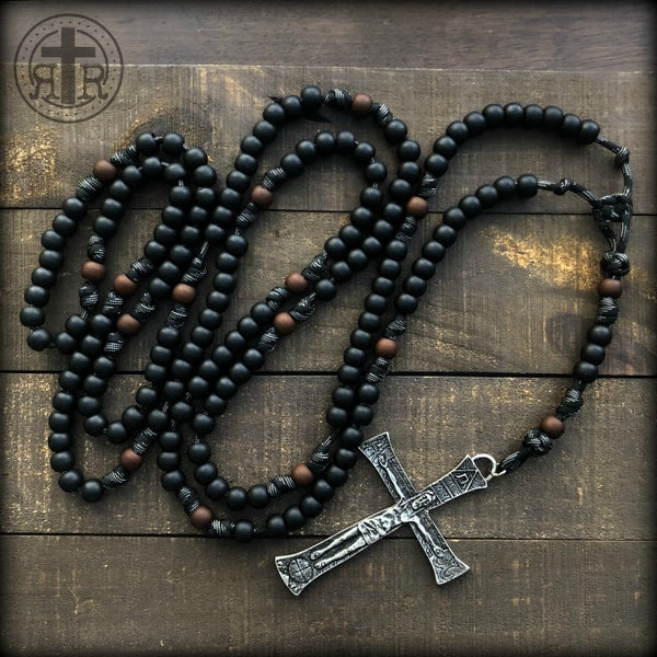 z - Custom 15 Decade Rosary for Fr. Luke