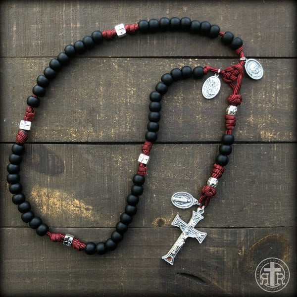 z - Custom Rosary for George A