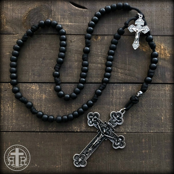 z - Custom 6 Decade Rosary for Eugene H