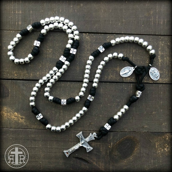 z - Custom 9 Decade Rosary for Jacques W.