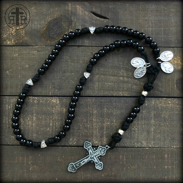 z - Custom Rosary for Jason L