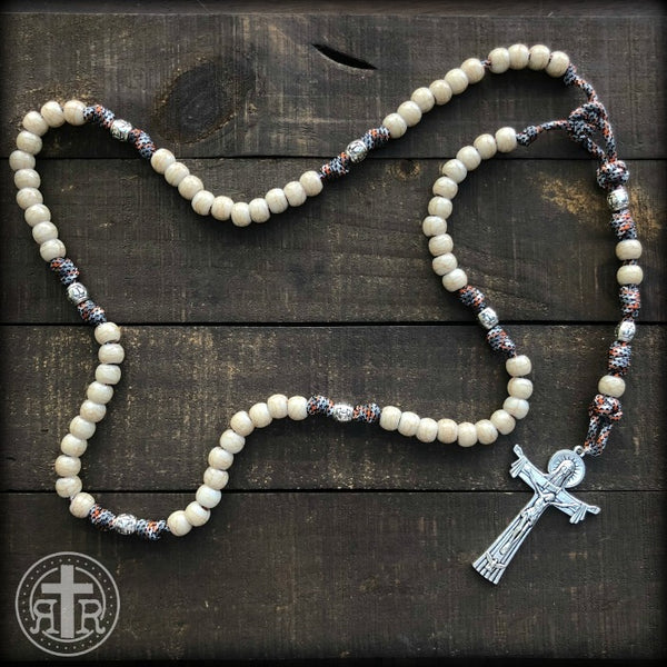 z - Custom Franciscan Crown Rosary for Jeff S