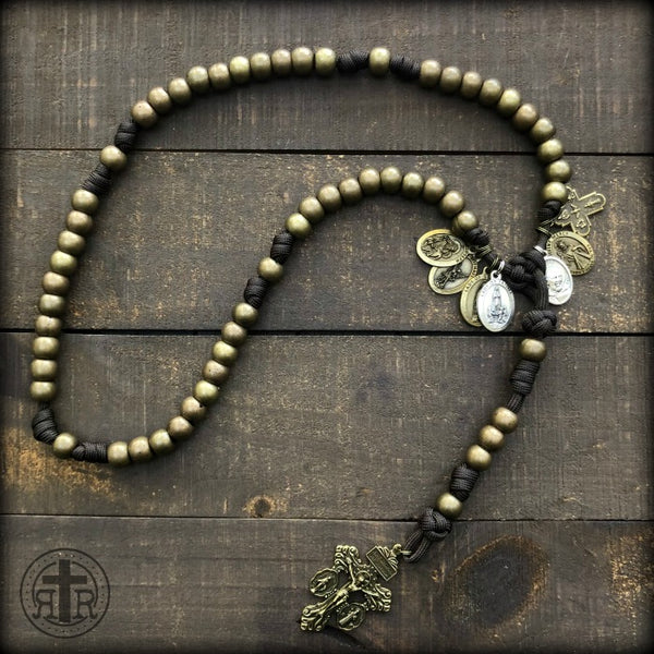 z - Custom Rosary for Jonathan M