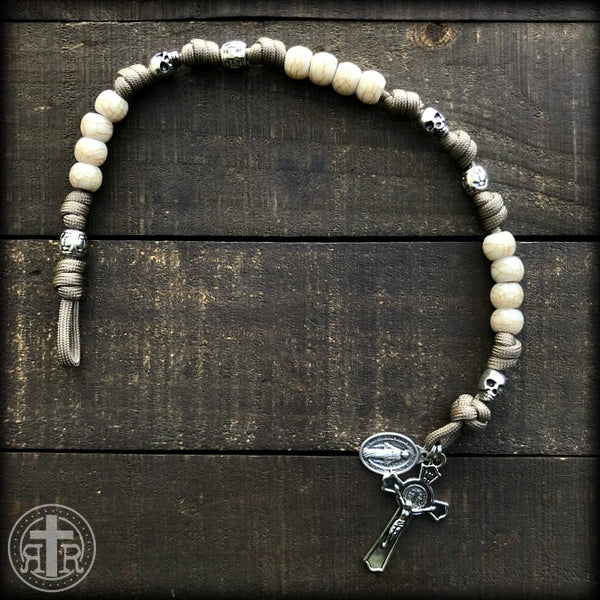 z - Custom Pocket Style Rosary for Kenneth F