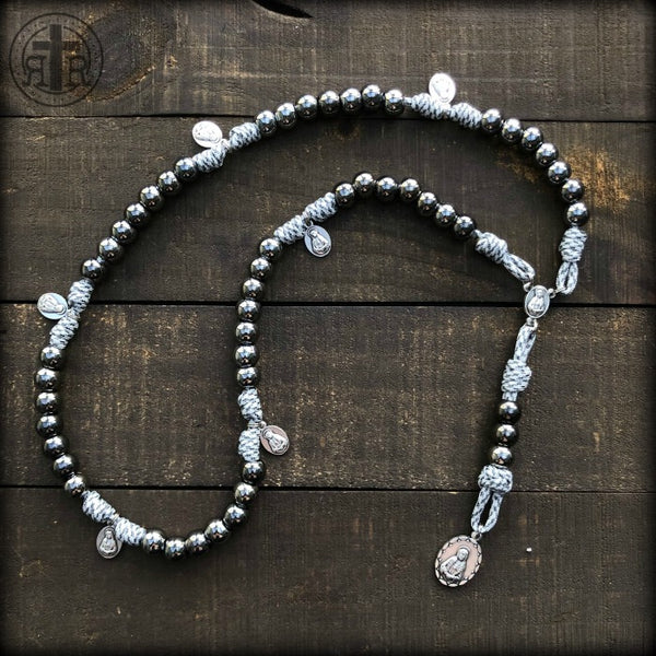 z - Custom Seven Sorrows Chaplet for Mike L