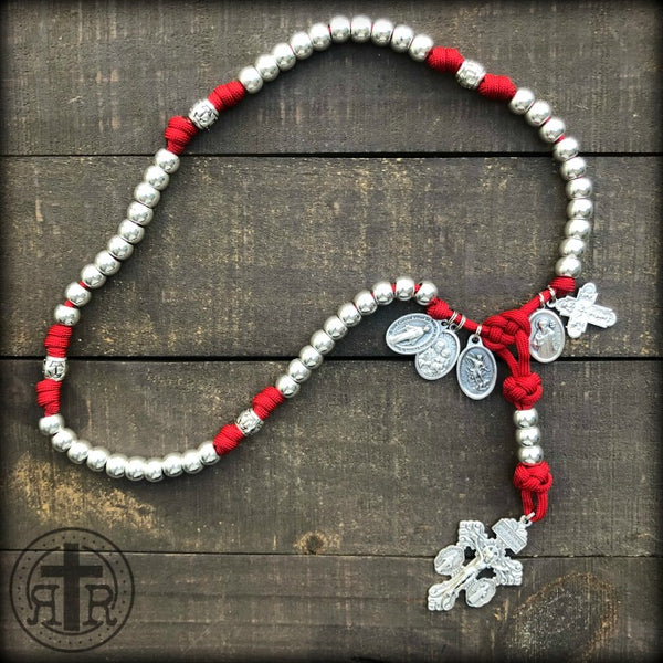 z - Custom Rosary for Mario S.