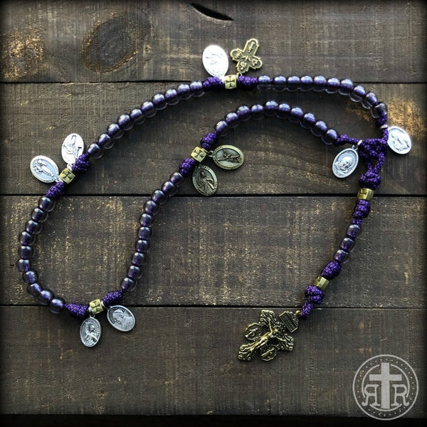z - Custom Rosary for Miguel O