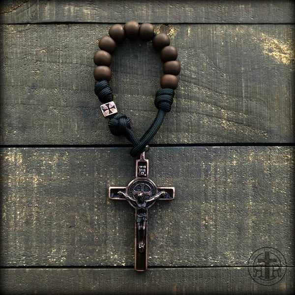 z - Custom Pocket Rosary for Rev Joseph