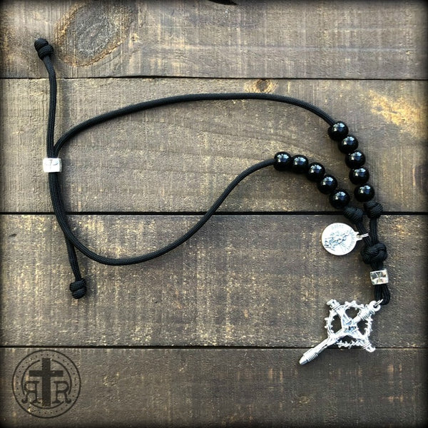 z - Custom Rosary for Ruben A