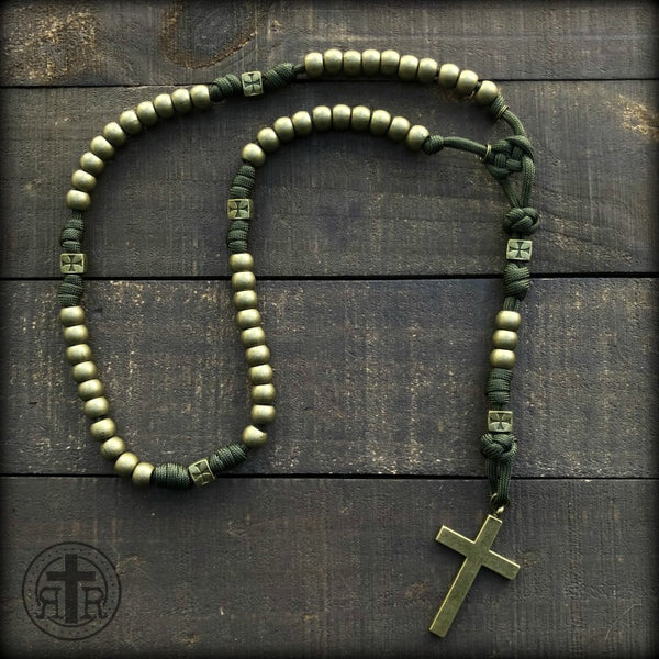 z - Custom Rosary for Steve M