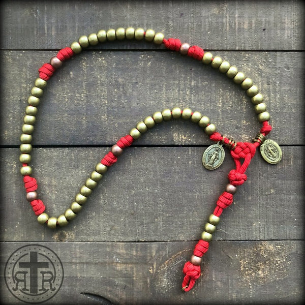 z - Custom Rosary for Steven B.
