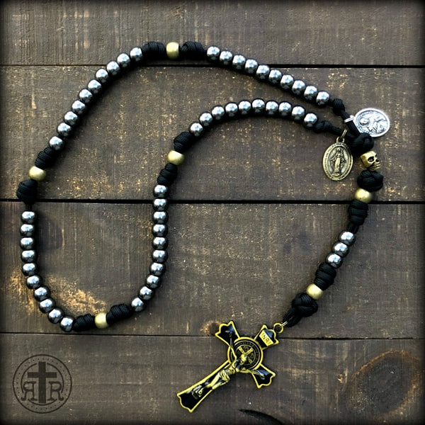 z - Custom Rosary for Thomas S