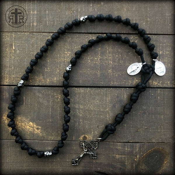 z - Custom Knotted Rosary for Timothy M