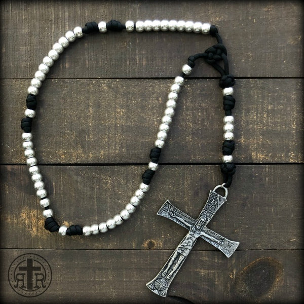 z - Custom Rosary for Tyler P