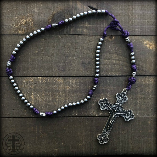 z - Custom Rosary for Vivian M
