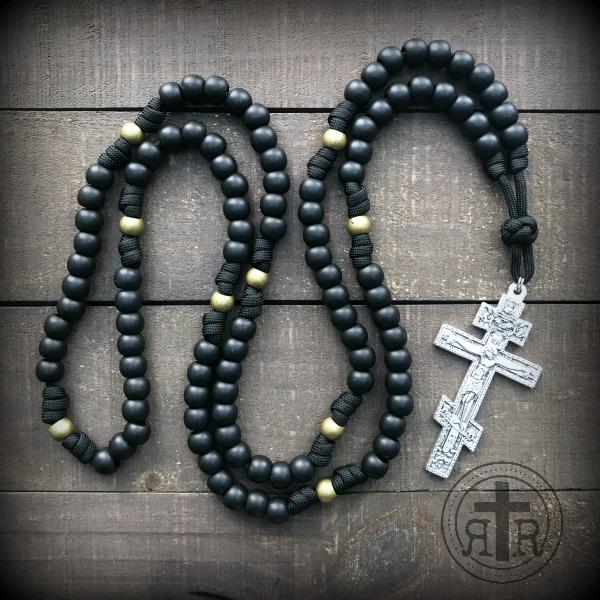 y- Samples of Orthodox Prayer Ropes, Chotkis, Jesus Beads